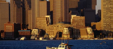 Boston by the water: better than ever