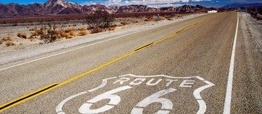 Route 66: Motoring the mother road