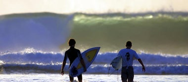 Finding Indonesia's perfect wave