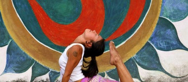 The world's best yoga spots
