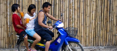 Northern Thailand on two wheels