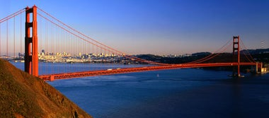 San Francisco day hikes: the best trails of the Golden Gate National Recreation Area