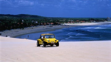 Brazilian beaches by buggy