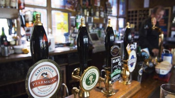 The UK's favourite winter pubs