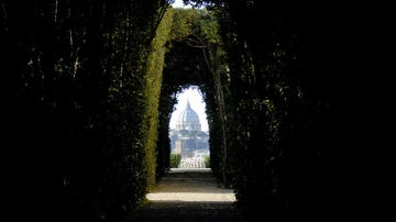 Rome's most mysterious places