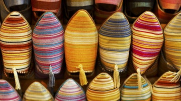 Get lost in a Moroccan souq