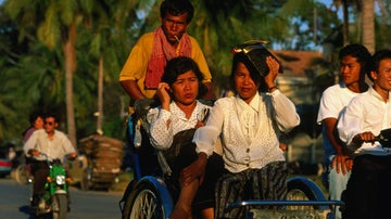 Lonely Planet: Roads Less Travelled Cambodia itinerary