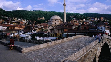 Welcome to paradise: reflections on Kosovo