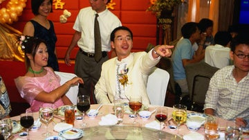 What to do if you accidentally crash a Chinese wedding