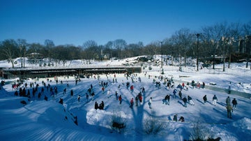 Skate through the holidays: the world's best seasonal ice rinks