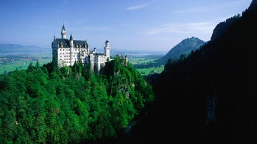 Fairytale and fantasy in Bavaria