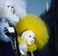 Top 5 parties at the Venice Carnevale 2011
