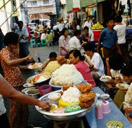 Eating in Myanmar (Burma): an intro to Burmese food