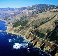 Driving California's Big Sur