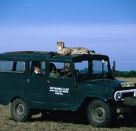 Eight steps to a Kenyan adventure