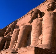 Abu Simbel: the great temple of Egypt
