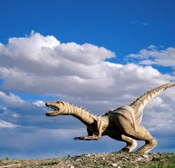 Where to see dinosaurs in the American West