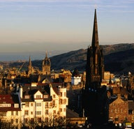 Go to town in Edinburgh - twice