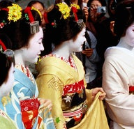 Kyoto's living art of the geisha
