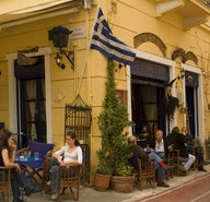 Athens alfresco: street life in the Greek capital