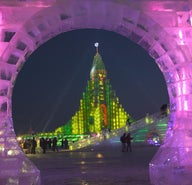 Chill out in China: Harbin International Ice and Snow Festival