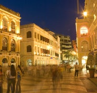 Destination at a glance: Macau