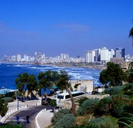 Cycling the Tel Aviv coast
