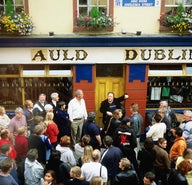 Best places to see a traditional Irish music session