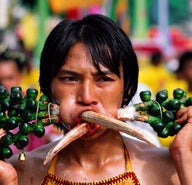 Phuket's Vegetarian Festival: a festival of contradictions
