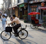 Hutong alleyways: Old Beijing at its timeless best