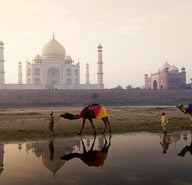 Top 5 views of the Taj Mahal