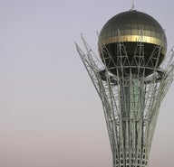 Astana: a new horizon in Kazakhstan