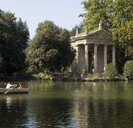 Rome's leafy retreats