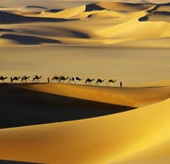Desert of dreams: experiencing the Sahara