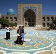 Travel literature review: A Carpet Ride to Khiva