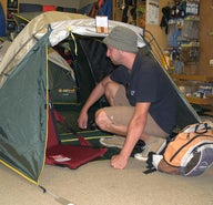 Home camping: the future of travel?