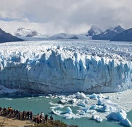 Ice-hiking on Glaciar Perito Moreno