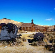 Ghost town hunting in the American West