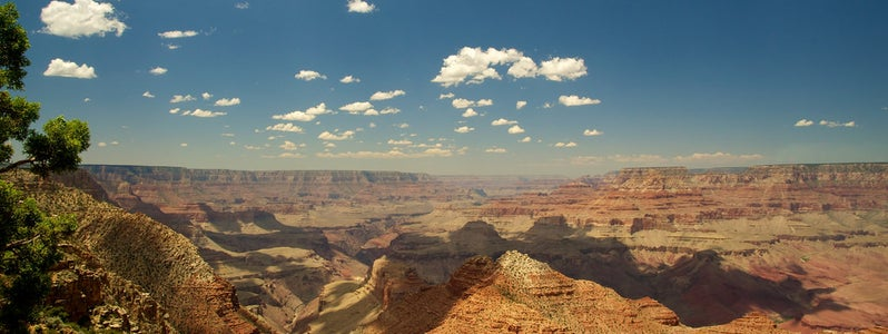 Grand Canyon, South Rim by ooznu