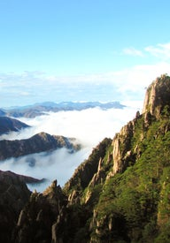 China's stunning scenery