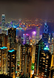 Hong Kong's best views