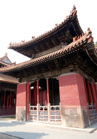 China's top temples