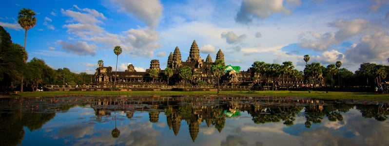 Angkor Wat by Jerry Luo