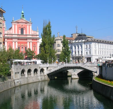 Top things to do in Ljubljana