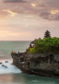 Bali's iconic temples