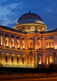 Museums and galleries in Singapore City