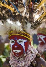 Festivals & Events in Papua New Guinea