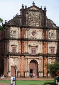 Churches and temples in Goa