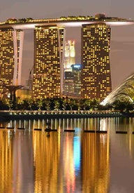 Architecture and the urban landscape in Singapore