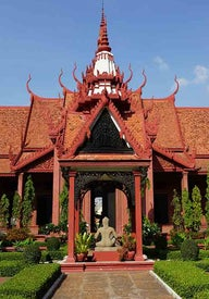 Historic sites in Phnom Penh